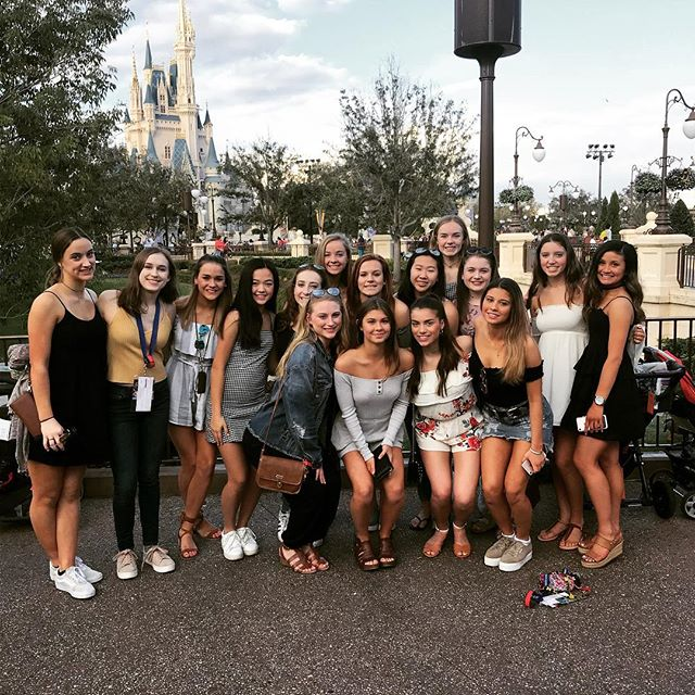 We're here in the most magical place on earth! Had our team practice, dinner and Magic Kingdom time tonight. Ready to take on #NDTC tomorrow!!! Good luck to all of our fellow Jersey teams tomorrow! Can't wait to represent!!! #JerseyStrong #MONTY #lightthefire