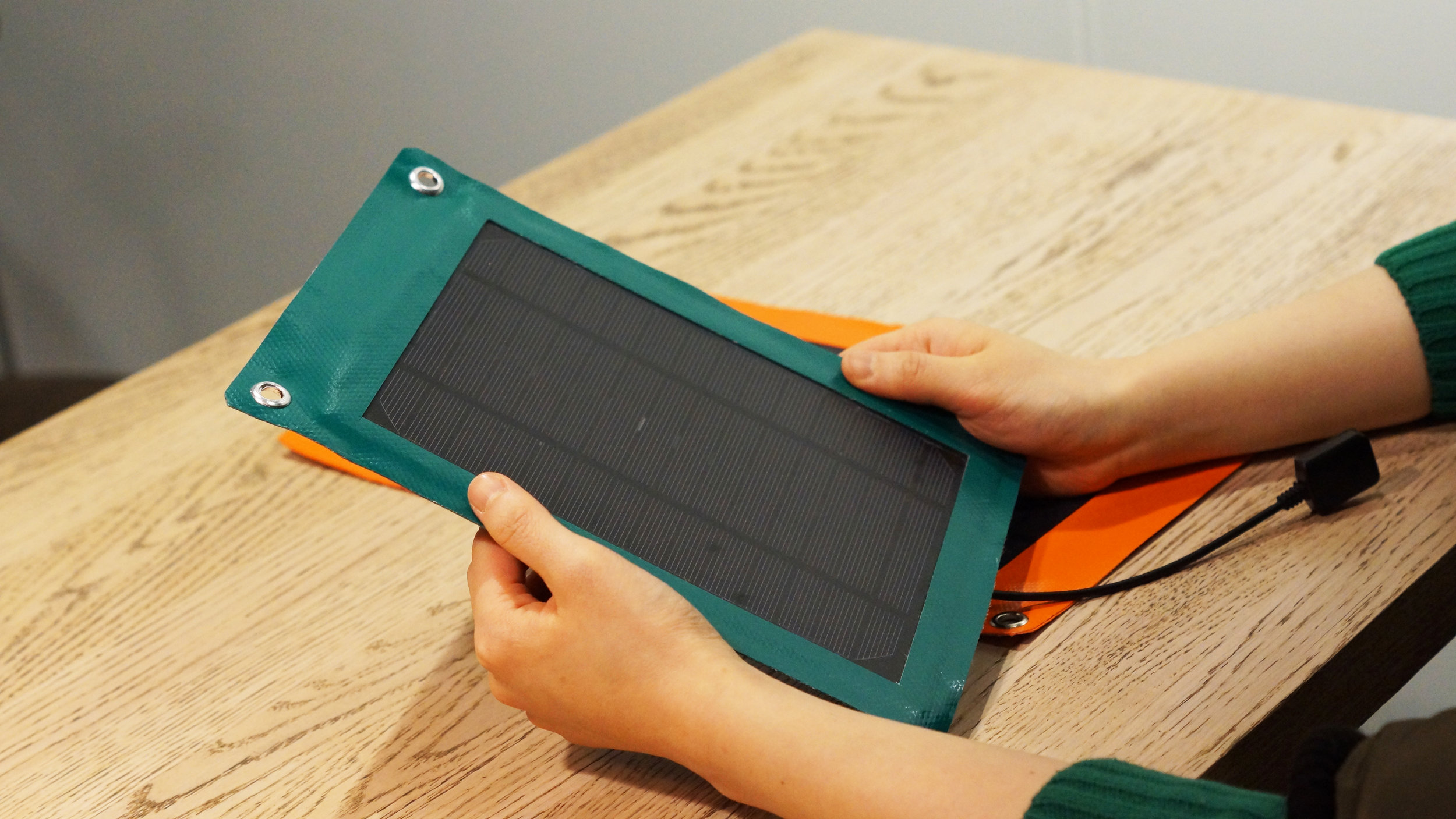 DIY SOLAR CHARGER KIT. - soon available for purchase.
