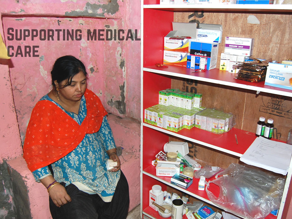 Hands 4 Zero Poverty Providing Medical Care (H4ZP)