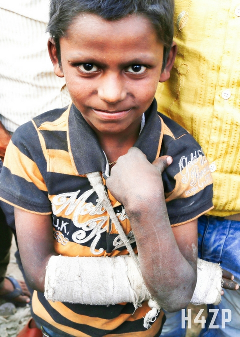 Hands 4 Zero Poverty H4ZP