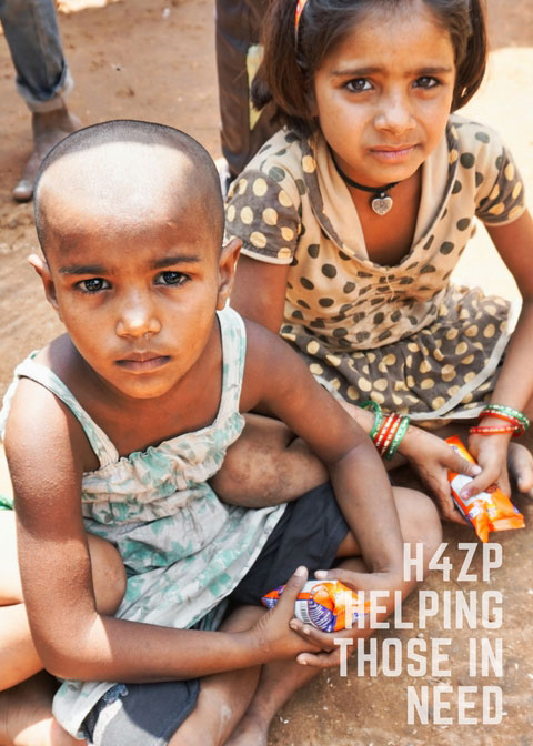 Hands 4 Zero Poverty Helping