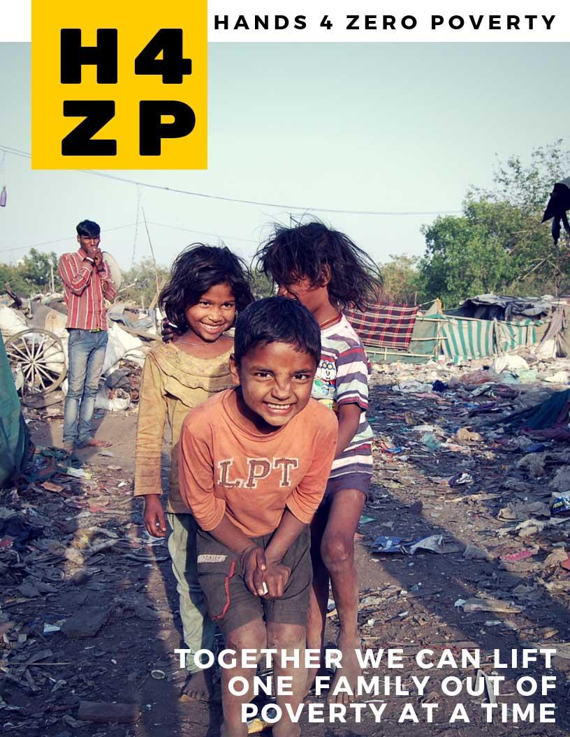 Hands 4 Zero Poverty in the Slums