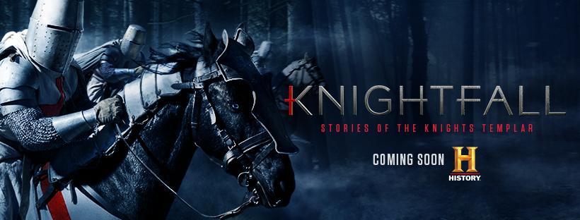 History: KnightFall - season 1 scripted action drama
