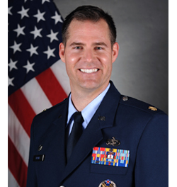 Maj. Jon P. Felmet 19th Force Support Squadron Commander