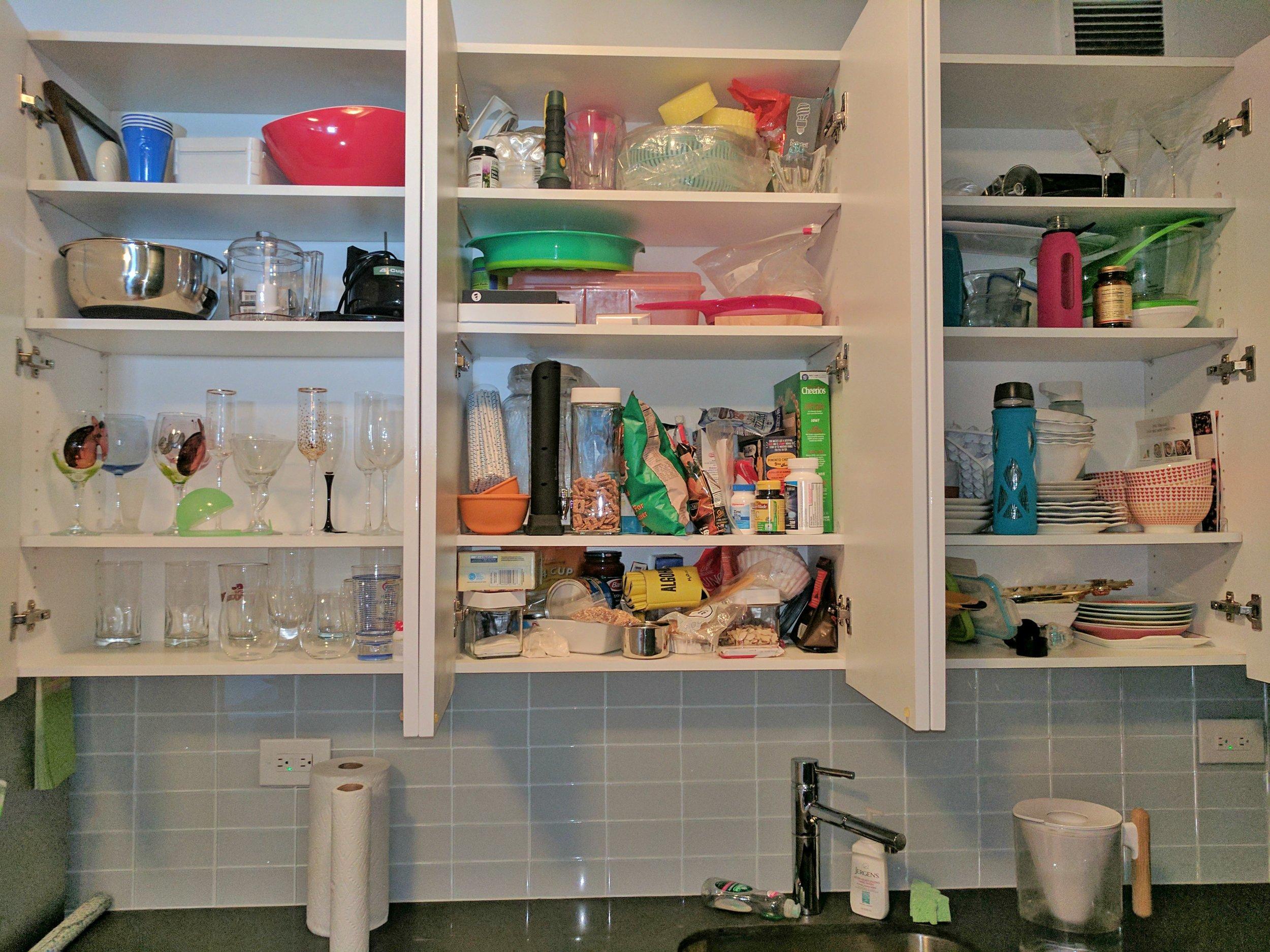 Kitchen conundrum…