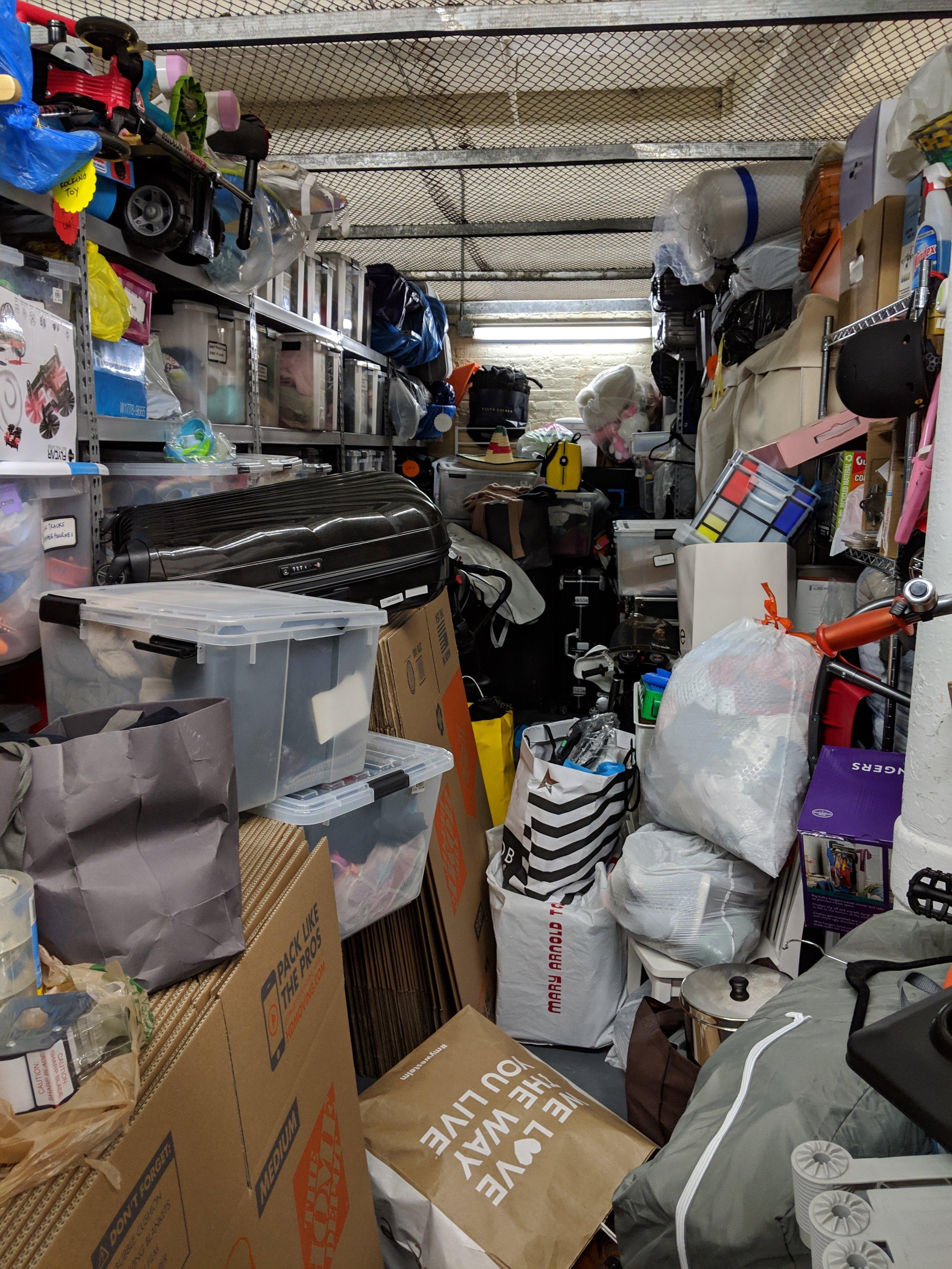 Storage Wars :)