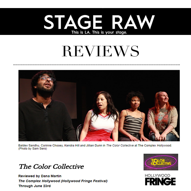 The Color Collective Stage Raw Review