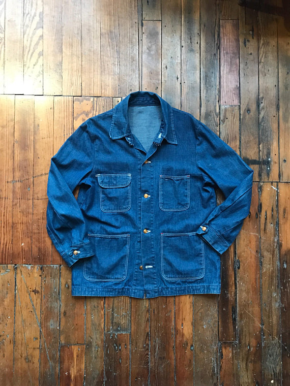 1970's chore jacket