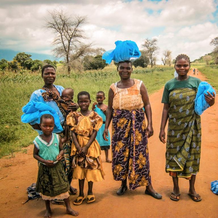 Photo source: Against Malaria Foundation
