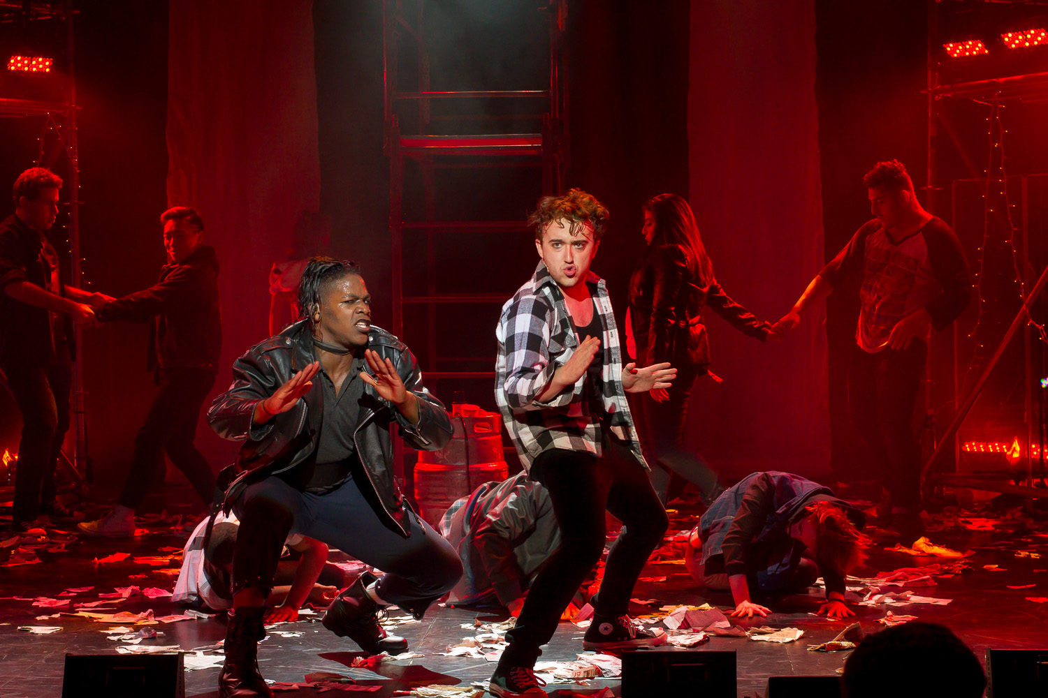 AMERICAN IDIOT, Pace University