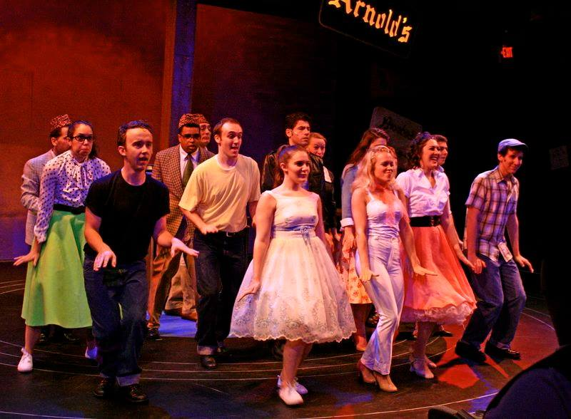 HAPPY DAYS: THE MUSICAL, The Millbrook Playhouse