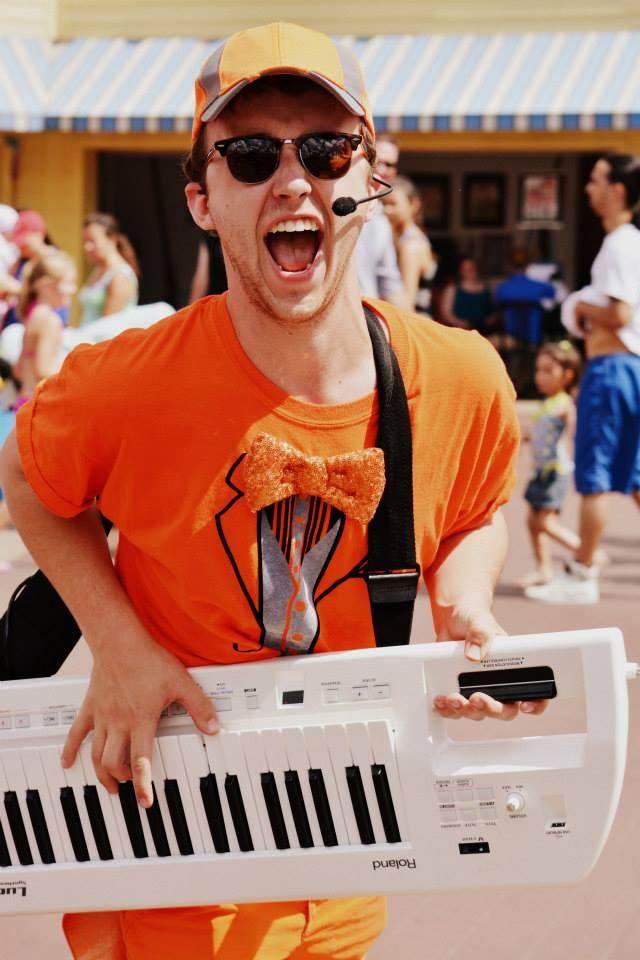 PIANO EXPRESS, Hersheypark