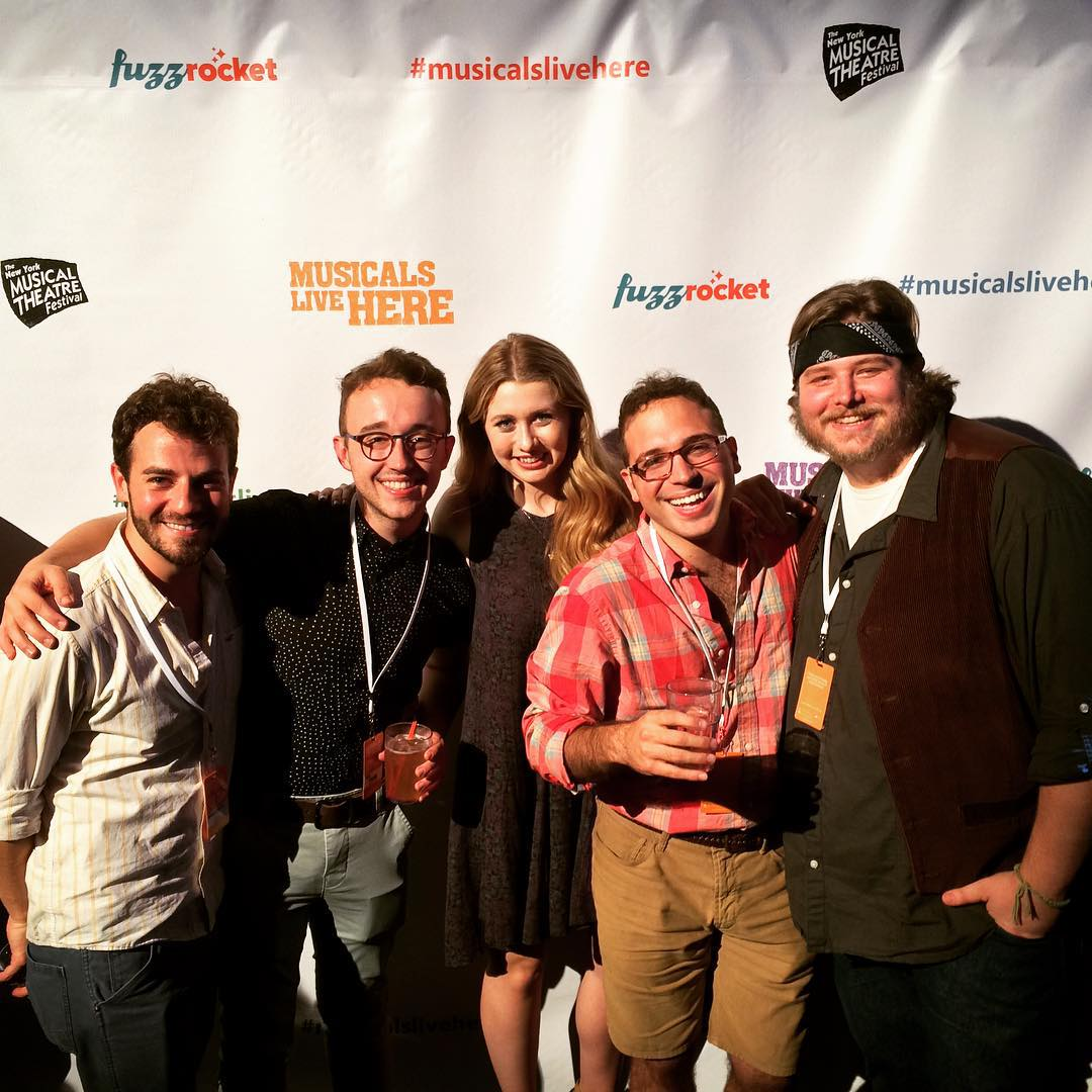 NYMF 2015, Opening night party, New York City