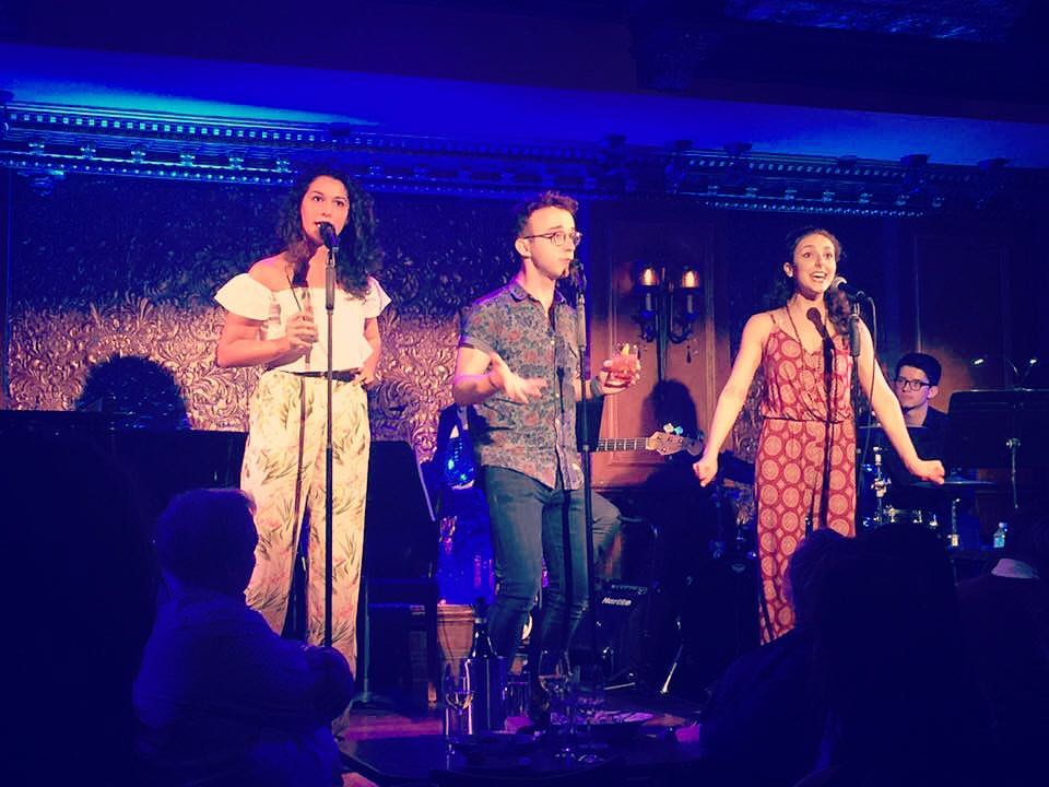 AND ONE LAST THING: PACE MT 2016 at 54 BELOW, New York City