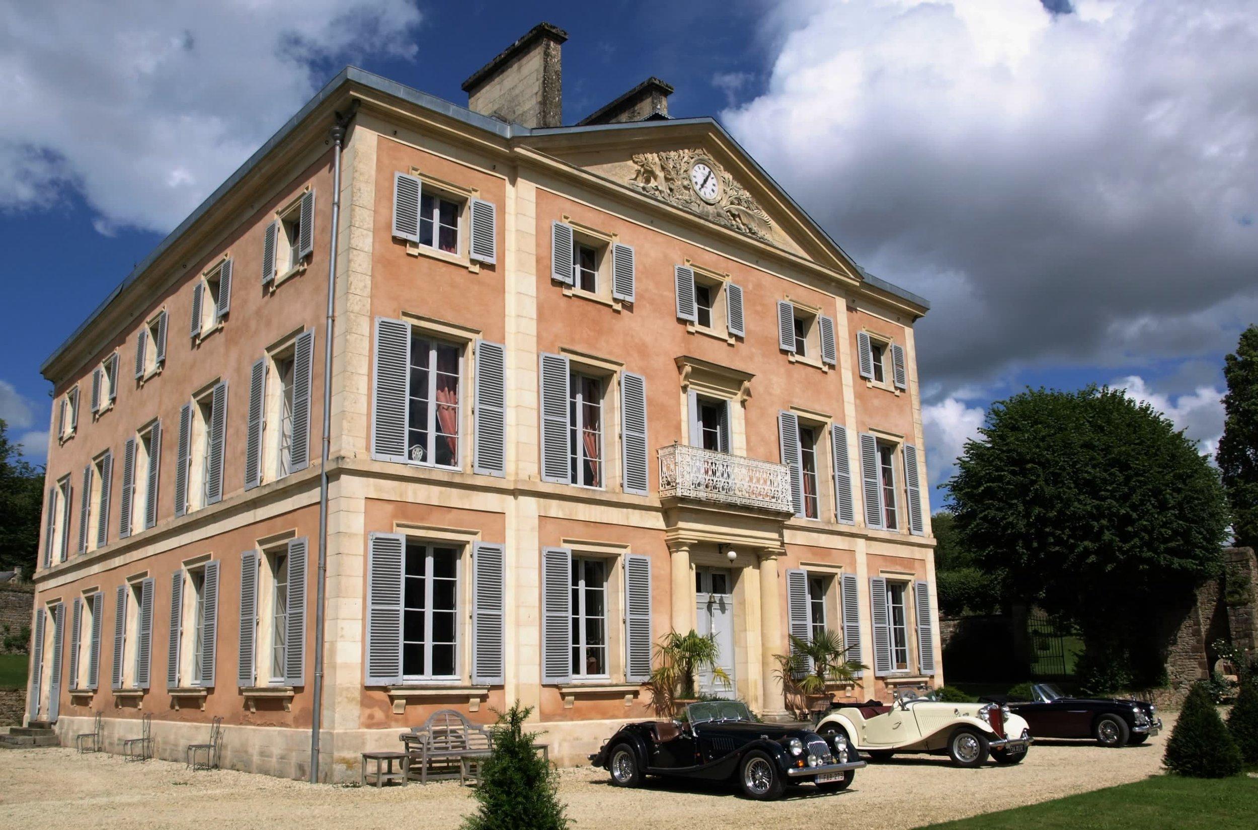 Chateau de la Pommeraye - charming boutique hotel chateau b&b spa normandy calvados 7(2).jpg