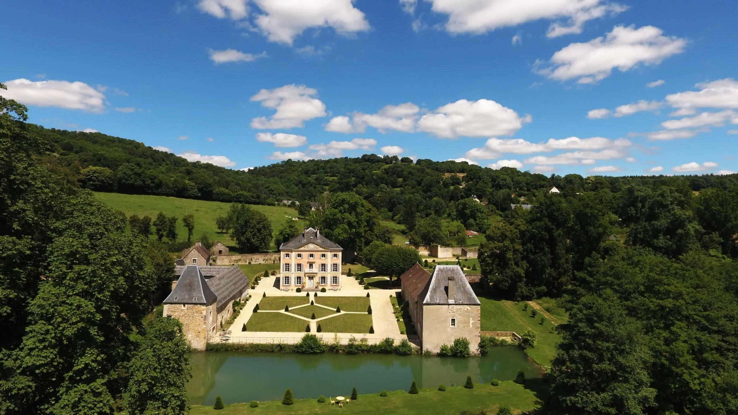 Chateau de la Pommeraye - charming boutique hotel chateau b&b spa normandy calvados(2).jpg