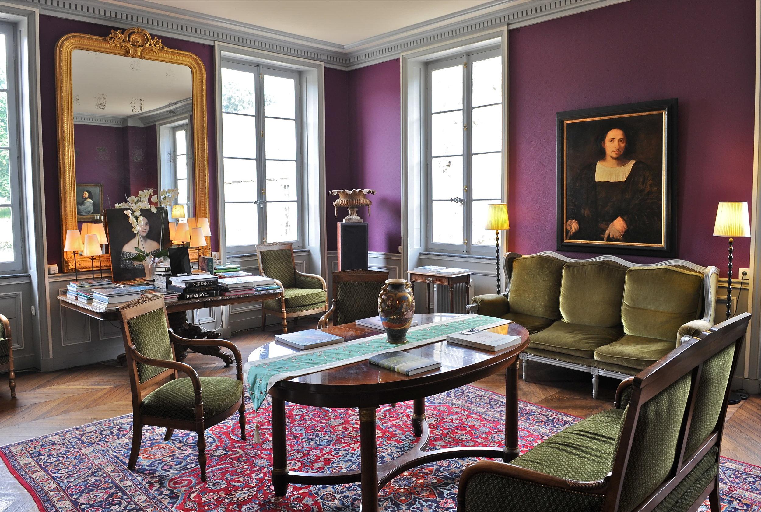 Chateau de la Pommeraye - salle - receptions - mariages - anniversaires - communions - baptemes - normandie - calvados - orne 7.jpg