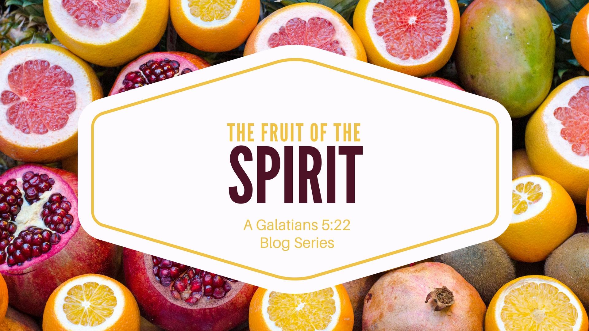 fruitofthespirit