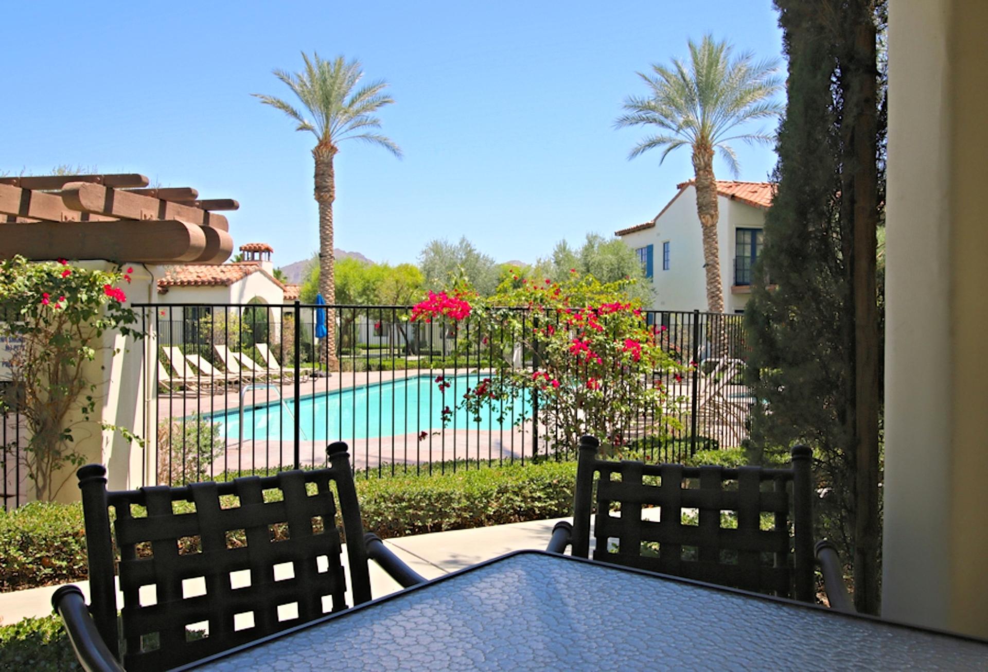 Poolside Villa @ Legacy Villas (3BR/3BA)