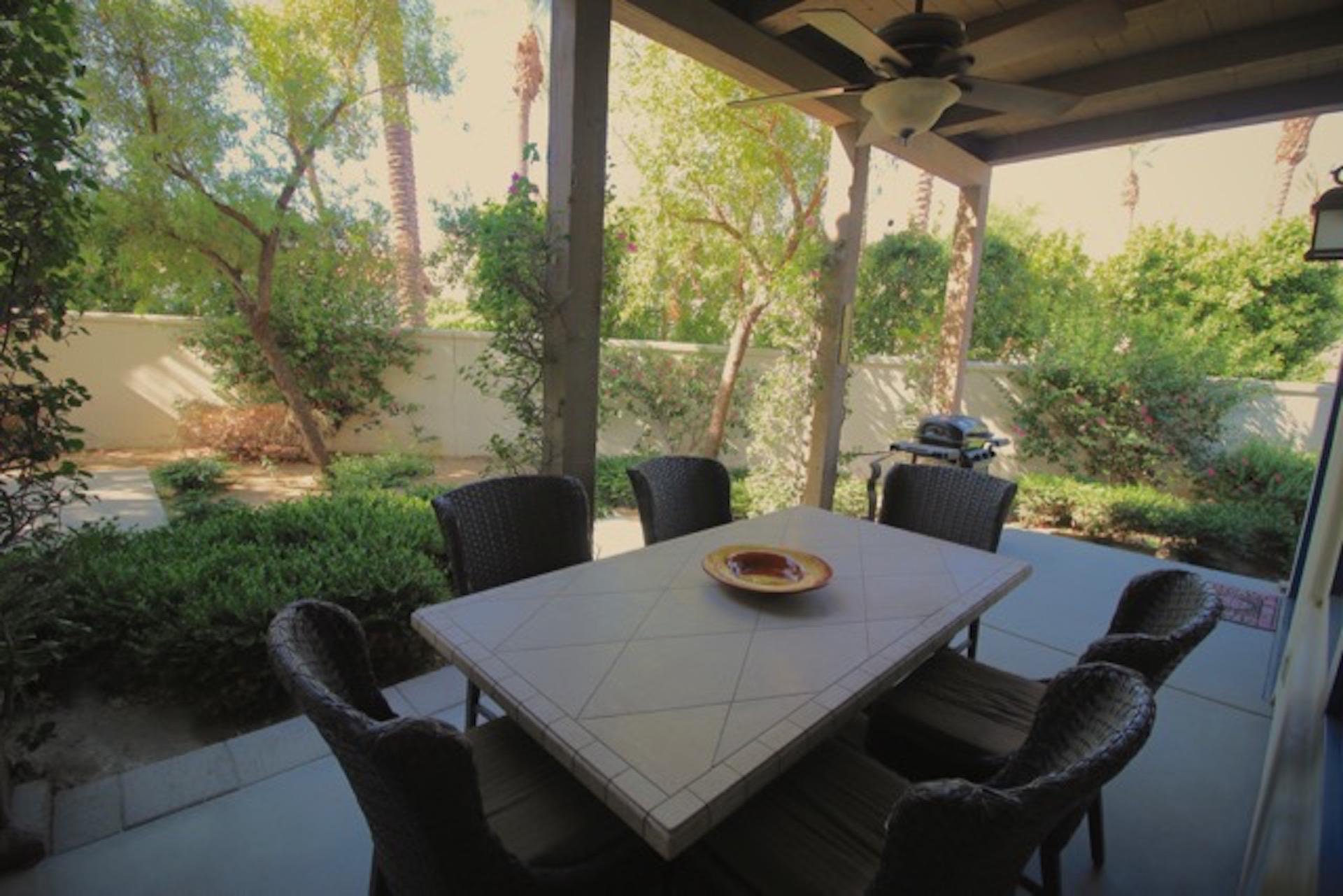 2br/2ba ground-floor Villa (La Quinta CA)