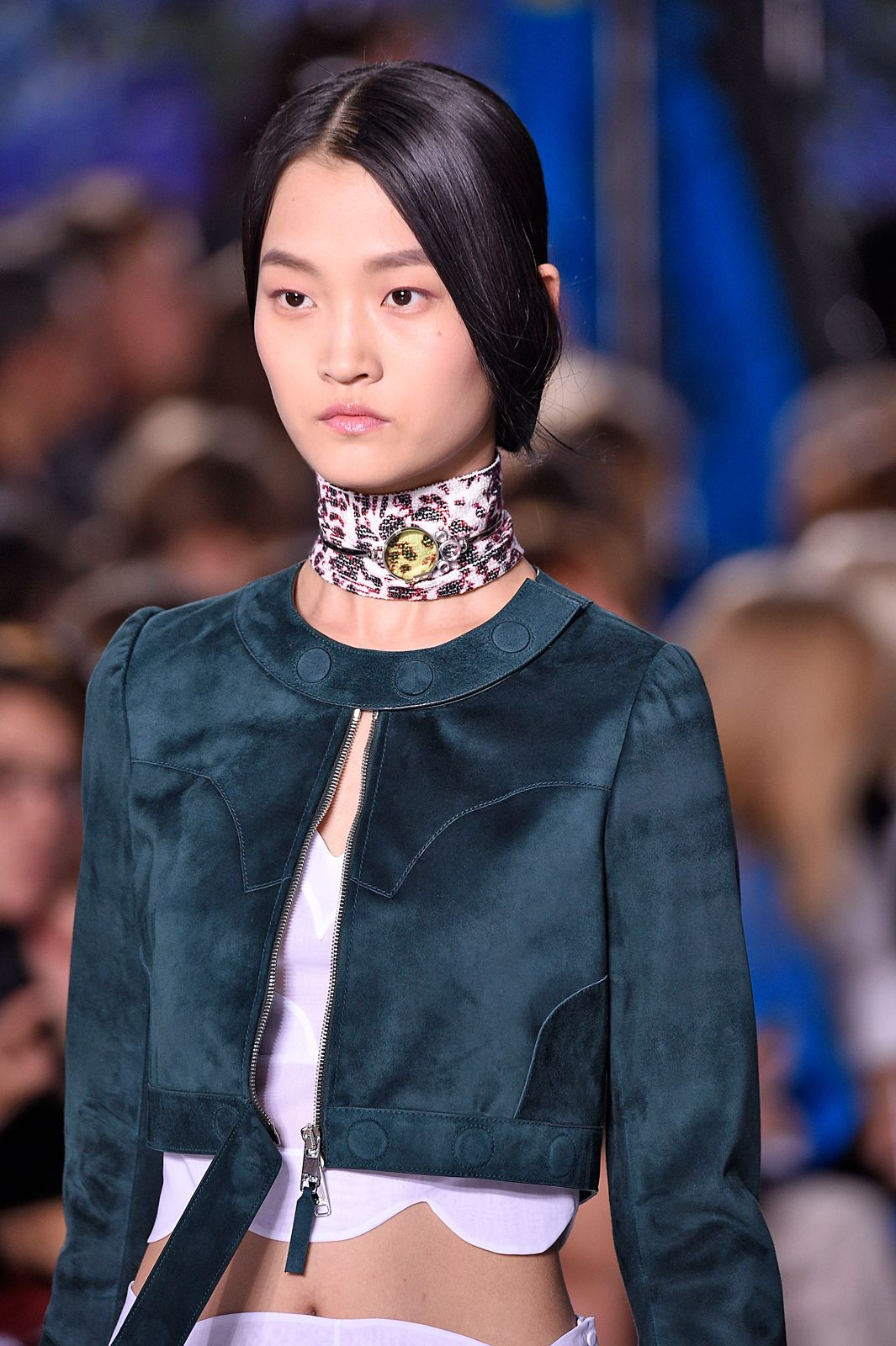 A look from the  Dior SS 2016 collectio