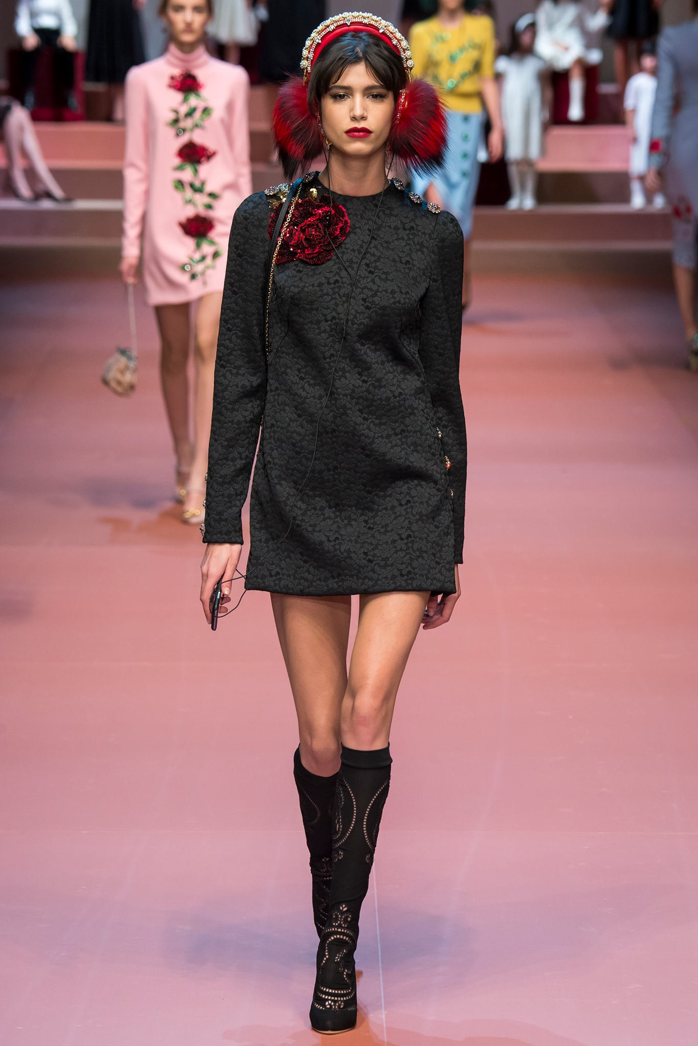 Dolce and Gabbana Fall 2015 RTW