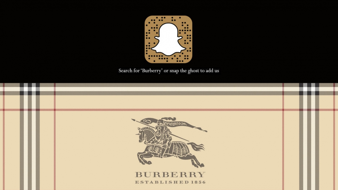 Personalized Snapcodes are affiliated with all Snapchat accounts and allow users to easily add one another; image  via