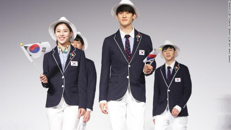 Team South Korea