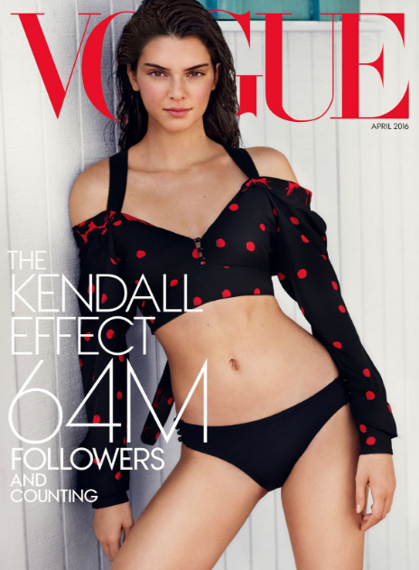 Kendall for Vogue US
