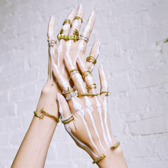 Quirky jewelery from VERAMEAT