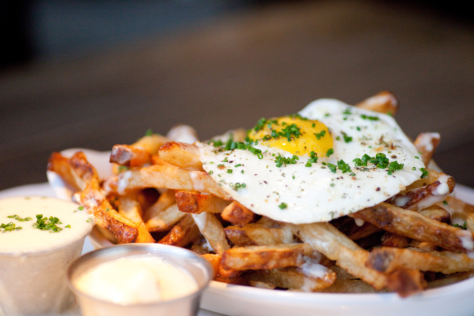 To-die-for fries at Au Cheval; image  via