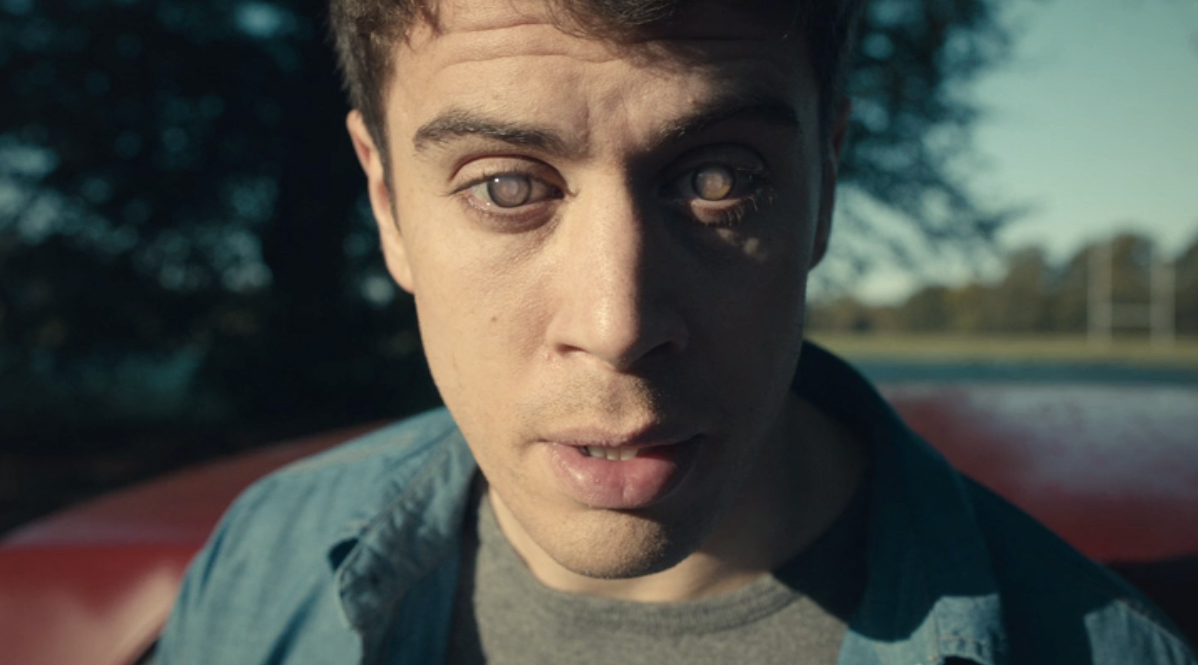 """Toby Kebbell in Season 1 Episode 3 """"The Entire History of You""""; image  via"""