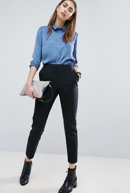 ULTIMATE ANKLE GRAZER PANTS