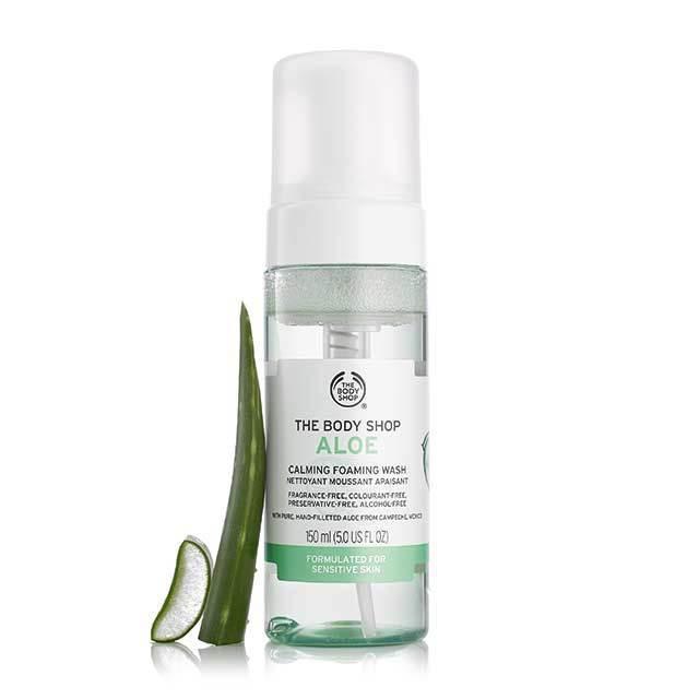 Aloe Soft Face Cleanser