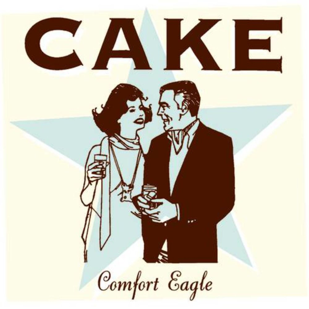 Comfort Eagle - Cake - This album has always been one of my favorite Cake albums, but there's something about the biting lyrics and sarcastic commentary that fits the sharp, cold wind of Chicago Octobers. John McCrea's playful wordplay and monotonous yet musical voice will give you just the attitude to push through midterm season. Some of my favorite songs on the album are