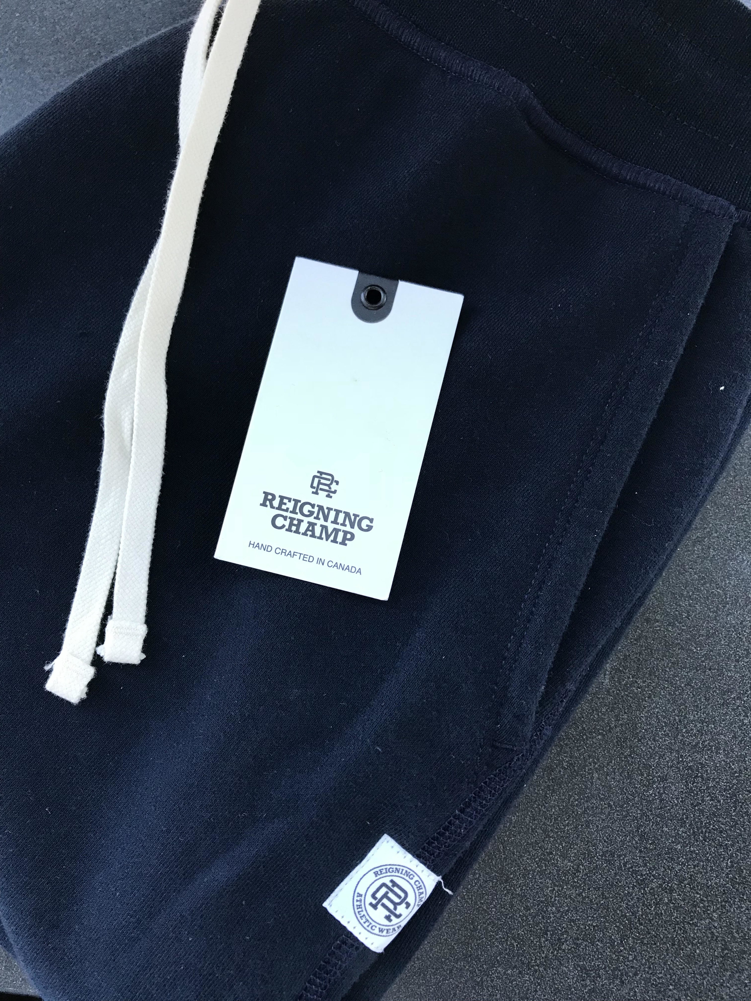 Reigning Champ Sweats - Reigning Champ is a Canadian essentials maker. They frequently collaborate with big names such as Adidas but they are known for their core sweats line. I picked up a pair of their sweatpants on sale recently and the quality is just as superb as the heavyweight zip-up hoodie that I bought two years ago. In my opinion, Reigning Champ's sweats put pretty much all sweats in their price range and above to shame with its cost vs. quality.