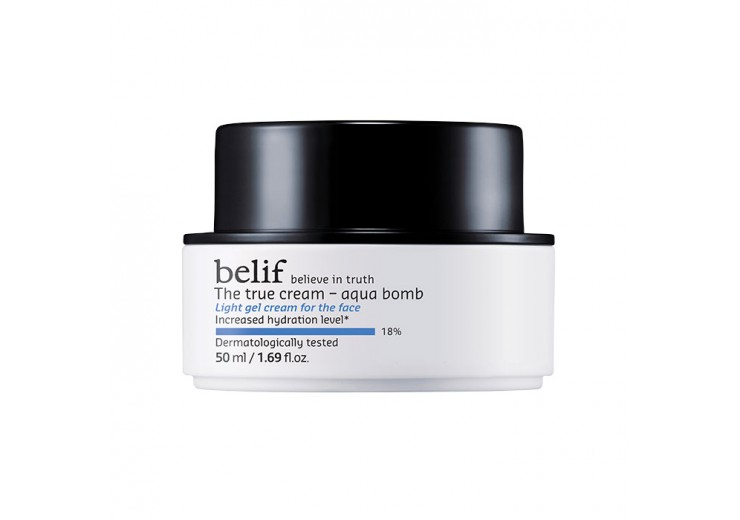 Belif - The true cream aquabomb - The brutal and unforgiving Chicago cold has met its rival. I don't normally get dry skin, but when it's this cold and dry outside, it's sort of a recipe for strangely dry patches on my face. I know that sounds disgusting, and if you can relate, definitely invest in this product (because who knows how long it'll be like this?!!). The gel-like texture makes it feel lightweight but doesn't hold back the actual moisturizing power of the product. Five stars, honestly.