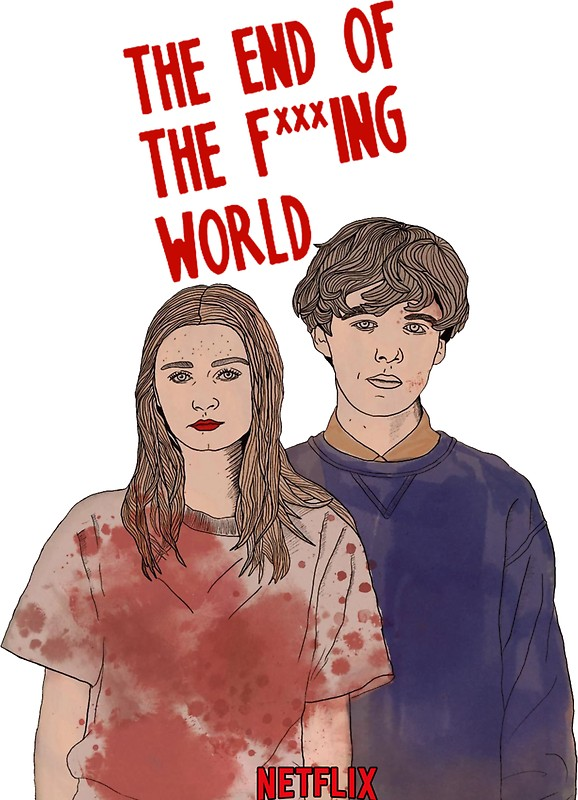 The End of the F***ing World - While I've been waiting for all 5,000 shows I try to keep up with to finally return this spring, I happened across this amazing British dark comedy/horror series on Netflix. Admittedly, trailers and promos for the show read kind of corny, but the show has such a clever, hilarious and unique take on coming-of-age, teen drama tropes that you'll likely end up binge-watching the whole season in one sitting like I did (episodes are only 20 minutes long!!). Watch for Wes Anderson meets Heathers meets Badlands meets Freaks and Geeks.