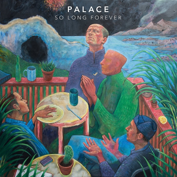 Palace - I can't remember if I've hyped up Palace in a previous Monthly Favorites yet, but if you haven't already taken heed, listen to them asap! The London-based band has been releasing music since 2012 and you've likely heard hits like Live Welland Bitter at some point. Their last album,