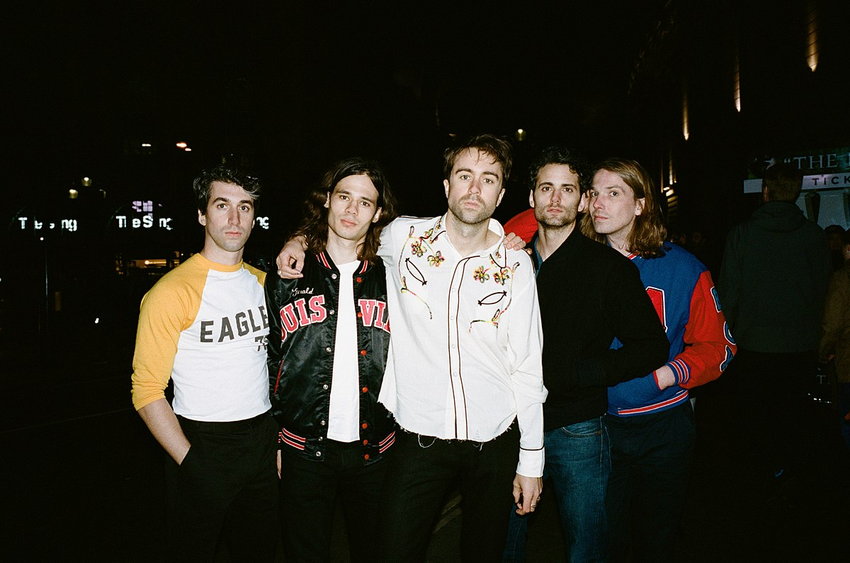 The Vaccines, image  via