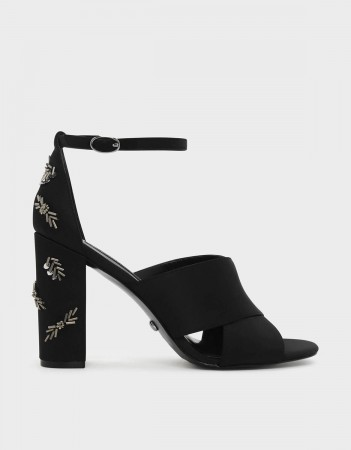 charles and keith black heels.jpg