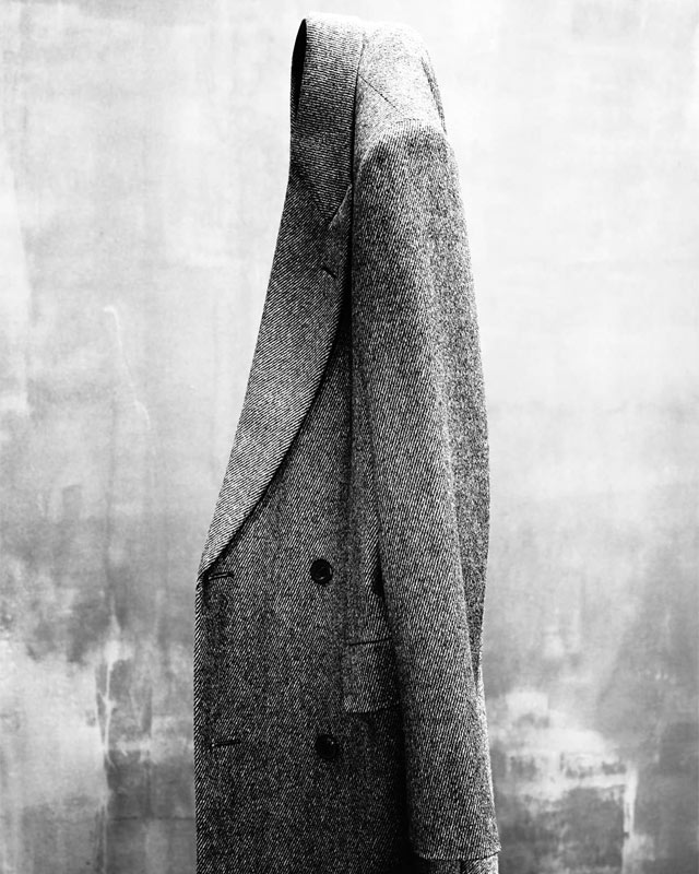 A The Row overcoat, whose fine-tuned tailoring took years to perfect.