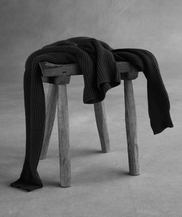 The Row sweaters are all knitted in Italy.