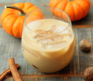 Drunken Pumpkin - This recipe calls for a little more work than just mixing everything together, but it's worth the effort. Plus, are you really serving straight up vodka shots to your guests in the holiday season?