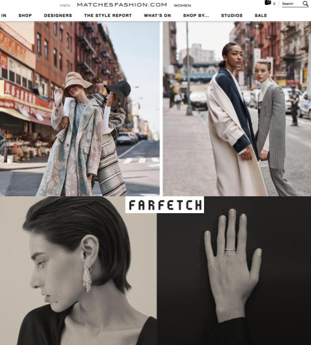 Farfetch and Matchesfashion - This month, I have been obsessed with the editorial page on shopping websites. For someone who usually pulls up a food blog in the middle of a lecture, these pages offer a nice change of scenery. Sad as it may be to wave goodbye to the summer, fall/winter provides ample opportunities to try out new outfits and styling possibilities. Need inspirations? Calling out MATCHESFASHION for the imaginative shoots, Farfetch for curated brand profiles, and NET-A-PORTER for comprehensive fashion coverage. Those websites are treasure troves and definitely worth a deep dive!