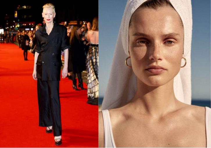"""Porter - Ever wondered why Tilda Swinton looks stunning on the red carpet? """"This Week's Best Dressed"""" tells you exactly Who What Wear, and no more. (She's wearing Margiela? No wonder). If you have two minutes to spare waiting in line, read this Beauty Memo on the go. I love how short and straight-to-the-point all the posts are."""