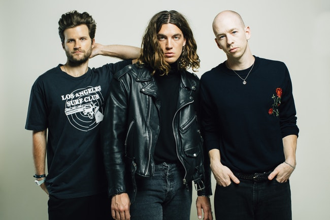 LANY with Anna Of The North - 📅 Thursday, November 1st📍 Riviera Theatretickets // image source