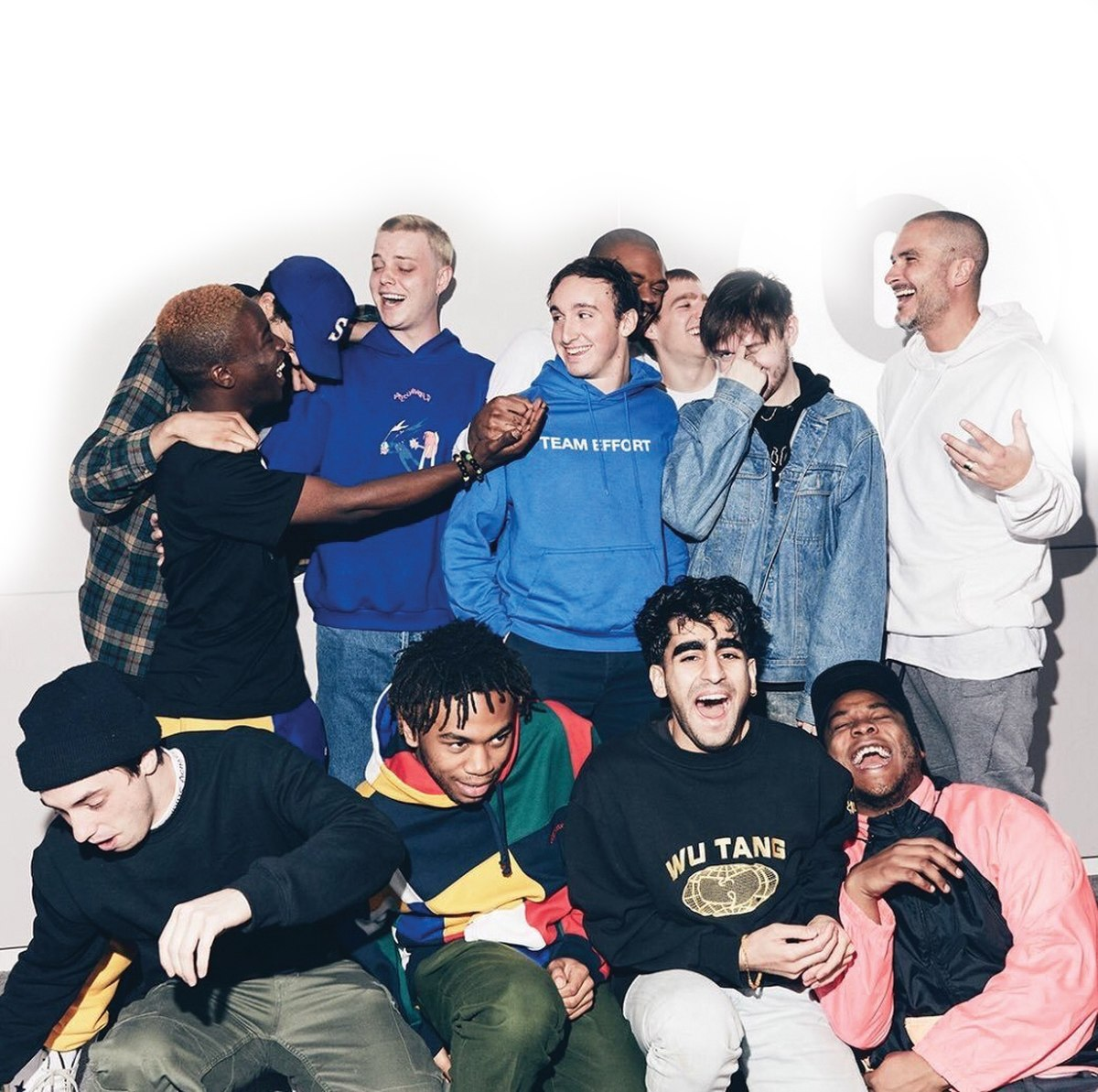 BROCKHAMPTON; image  via .