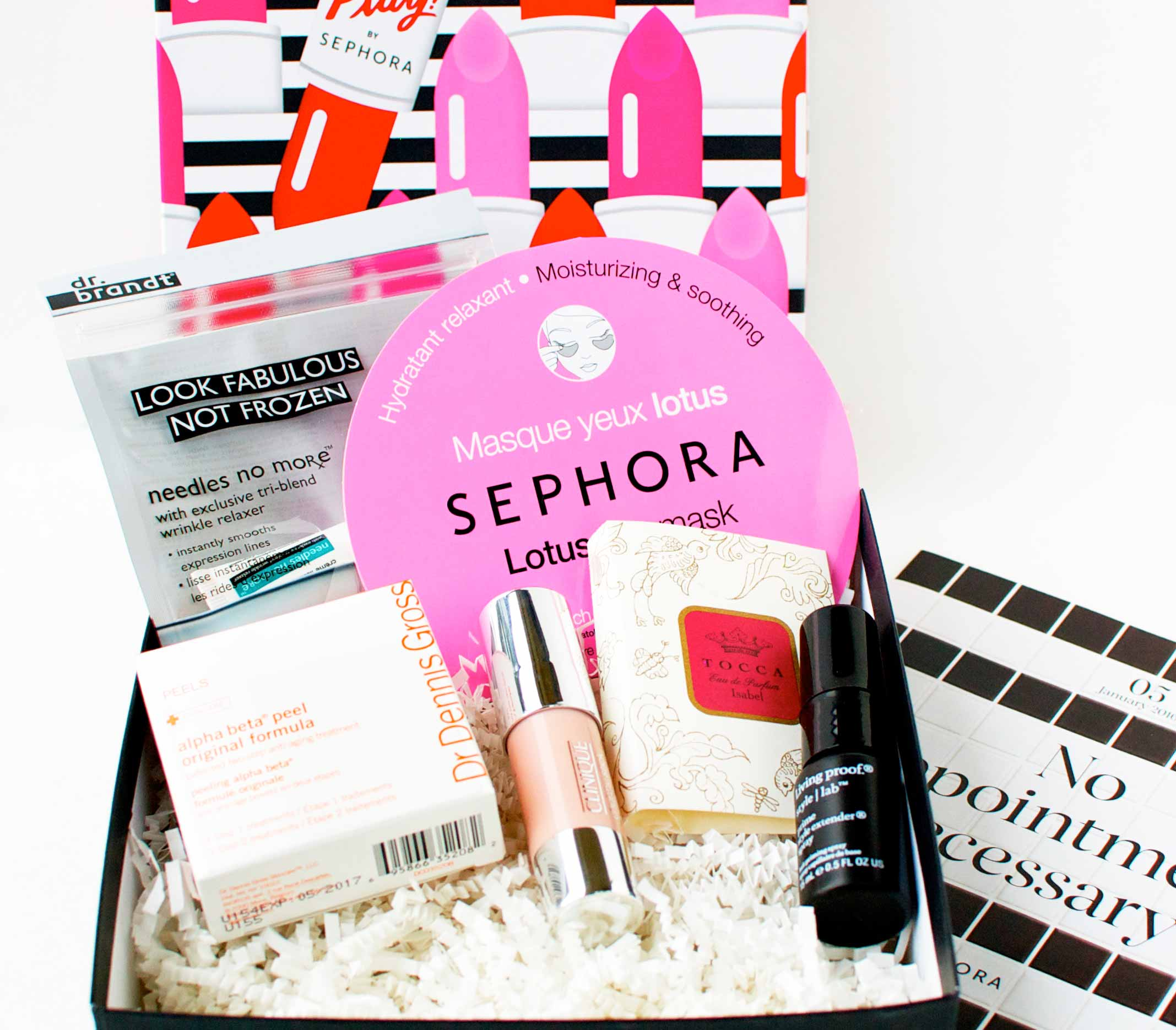 Sephora Play! - Another shameless confession for my inability to get on any band-wagon ever, but I have finally fallen into the subscription box gig as a monthly gift to myself. Our kick-ass beauty editor, Yeju, was raving to me one Nella lunch date about Sephora's subscription box over any other, so convincingly that I ordered my box mid-margarita-pizza-bite. Though I'm still a newbie to this world, I'm very much a believer in the ~treat yourself~ mindset, and a little gift in the mail every month keeps me excited and eager to try new products.Image via Paisley & Krish.