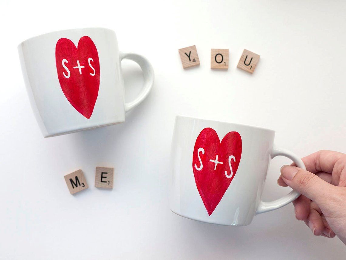 Mugs - The good half of this year is likely to be freezing cold, if you haven't already caught on to this winter vibe. Why not spice up your mugs with some personalization or a cute little message as a reminder of affection to accompany those endless coffee and tea binges while studying throughout the quarter? Etsy has a wide selection of different designs that surely have something that will match everyone's tastes.Image Via